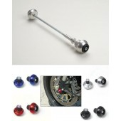 Kit Crash Ball Avant Argent Honda Cbr900rr 2003-04 & Cbr1000rr 2004-05