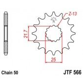 Pignon 12 Dents Jt Sprockets Chaine 530