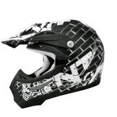 CASQUE CROSS TNT HELMETS STREET SC05 M