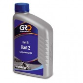 HUILE GLOBAL RACING OIL 2T KART-2 100% SYNTHESE (BIDON 1L)