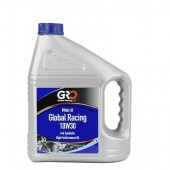 HUILE GLOBAL RACING OIL 4T GLOBAL RACING 10W30 100% SYNTHESE (BIDON 4L)
