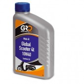 HUILE GLOBAL RACING OIL 4T GLOBAL SCOOTER 10W40 SYNTHESE (BIDON 1L)