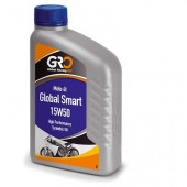 HUILE GLOBAL RACING OIL 4T GLOBAL SMART 15W50 SYNTHESE (BIDON 1L)