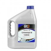 HUILE GLOBAL RACING OIL UNIVERSAL 4T 15W40 MULTIGRADE (BIDON 5L)