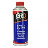 LIQUIDE DE FREIN GLOBAL RACING OIL DOT 4 (500 ML)