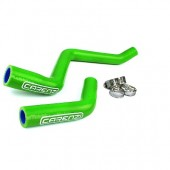 KIT DURITE SILICONE DERBI EURO 3 VERT CARENZI