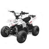 QUAD ENFANT SPIDER 110 TNT 4T BLANC NON HOMOLOGUE *