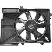 Van Wezel 8251747 Fan, Engine Cooling