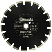 Sonnenflex Silverstar Diamond Cutting Disc Laser Asphalt / 218 x 22,23 MM 81501