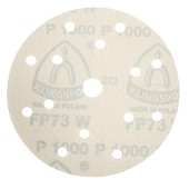 KLINGSPOR extremely Tear-Resistant, Velour-Backed Grinding Disc with Filmunterlage FP 73 WK 150 MM 1