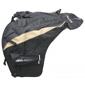 BAGSTER 5929HBD Tablier hivers Scooter, noir, Große : Einzig taille