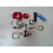 KIT MOTEUR COMPLET RACING 44mm POCKET 57cc