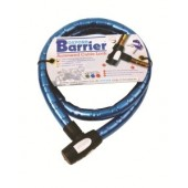 Antivol Cable Barrier 1.5M X 25Mm Bleu Oxford