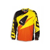 Maillot Ufo Misty Orange/Jaune Taille XL