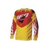 Maillot Ufo Voltage Jaune XXL