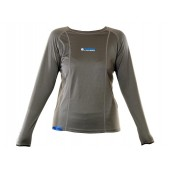 Maillot Layers Cool Dry Ls Women's Top 2XL Oxford