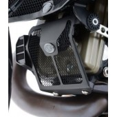 Grille de Protection Culasse R&G Racing Noir Ducati Monster 1200S