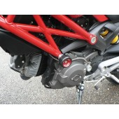 Kit Fixation Tampon Ducati Monster 09