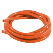 Durite de Mise a L'air Samco Carburateur Silicone Orange 3M - Diamint.