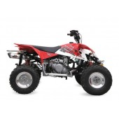 Tube Racord Outlaw X9,4 525 Irs 06-10, Livre Avec Grab Bar