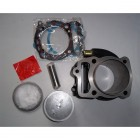 Cylindre piston complet 250cc 172MM GY6 scooter quad chinois